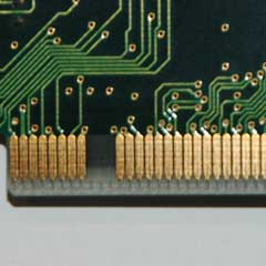 Nickel Gold Contacts PCB